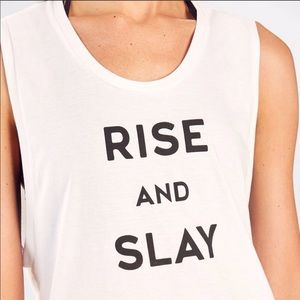 Fabletics Rise and Slay Tank Top
